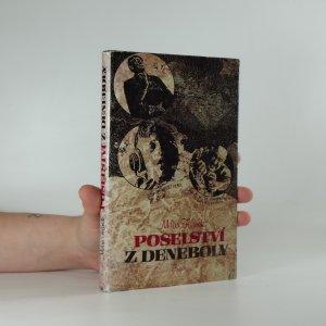 náhled knihy - Poselství z Deneboly