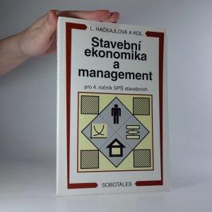 náhled knihy - Stavební ekonomika a management pro 4. ročník SPŠ stavebních