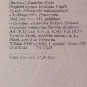 antikvární kniha Pavilón J, 1983