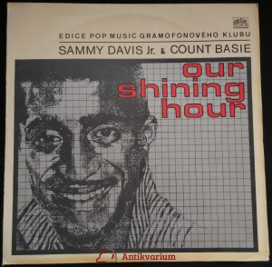 náhled knihy - Sammy Davis Jr. & Count Basie: Our shining hour