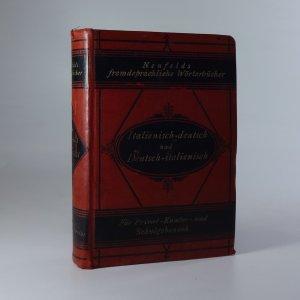 náhled knihy - Neufelds fremdsprachliche Wörterbücher. Italienisch-deutsch und Deutch-italienisch
