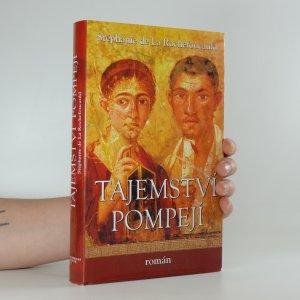 náhled knihy - Tajemství Pompejí