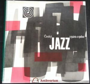 náhled knihy - Český Jazz 1920 - 1960