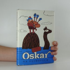 náhled knihy - Oskar na ostrovech