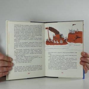 antikvární kniha Oskar na ostrovech, 1988