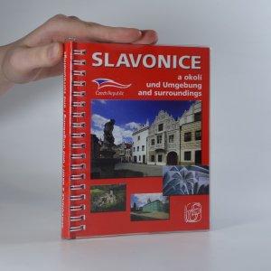náhled knihy - Slavonice a okolí