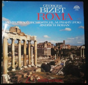 náhled knihy - Bizet, Georges: ROMA Symfonie C dur