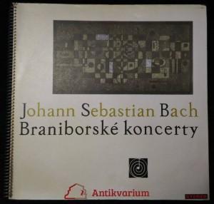 náhled knihy - Bach, Johann Sebastian: Braniborské koncerty