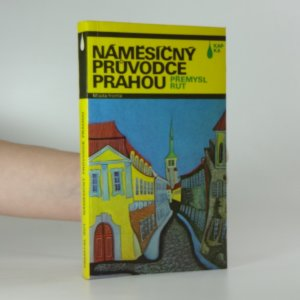 náhled knihy - Náměsíčný průvodce Prahou