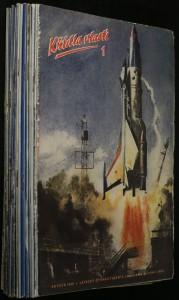 náhled knihy - Křídla vlasti, ročník 1960, číslo 1.-26.