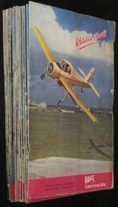 náhled knihy - Křídla vlasti, ročník 1964, číslo 1.-26.