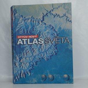 náhled knihy - Ottův nový atlas světa