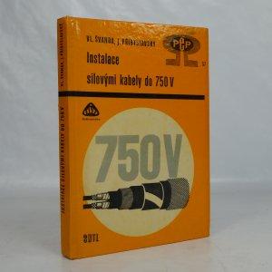 náhled knihy - Instalace silovými kabely do 750 V chráněnými vodiči