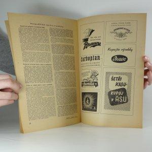 antikvární kniha Obchod : odborný časopis pro vnitřní a zahraniční obchod. Ročník I. číslo 1, červen 1945, 1945-1946