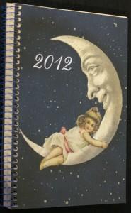 náhled knihy - Lunární kalendář Krásné paní a publikace Rok 2012