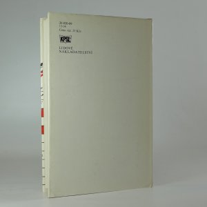 antikvární kniha Popraviště, 1989