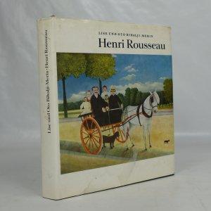 náhled knihy - Leben und Werk des Malers Henri Rousseau