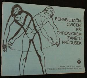 náhled knihy - Rehabilitační cvičení při chronickém zánětu průdušek