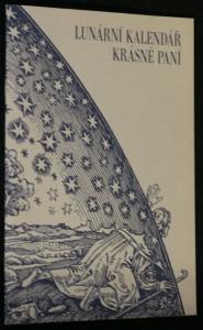 náhled knihy - Lunární kalendář Krásné paní