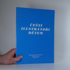 náhled knihy - Čeští ilustrátoři dětem