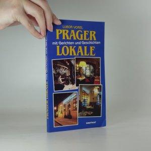 náhled knihy - Prager Lokale mit Gerichten und Geschichtent