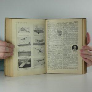 antikvární kniha Knaurs Konversations-Lexikon. A-Z, 1932