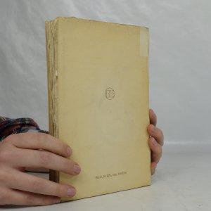 antikvární kniha Kořist smyslů, 1948