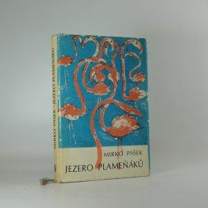 náhled knihy - Jezero plameňáků