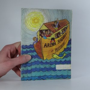 náhled knihy - Archa radosti : křesťanský zápisník pro děti a mládež
