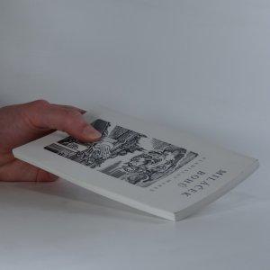 antikvární kniha Miláček bohů : o zapomenutém brandýském virtuosovi Antonínu Paladiovi (1798-1813), 1996