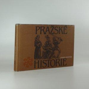 náhled knihy - Pražské historie