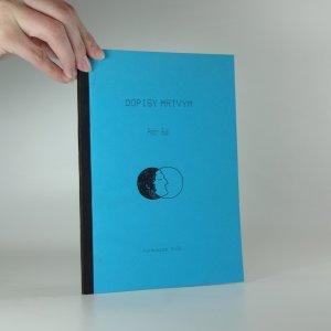 náhled knihy - Dopisy mrtvým