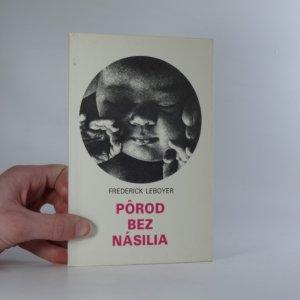 náhled knihy - Pôrod bez násilia
