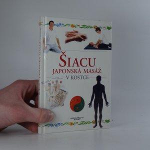 náhled knihy - Šiacu : japonská masáž