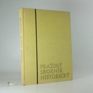 náhled knihy - Pražský sborník historický