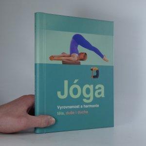 náhled knihy - Jóga : vyrovnanost a harmonie těla, duše i ducha