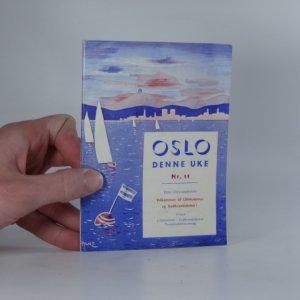 náhled knihy - Oslo denne uke. Nr. 11.