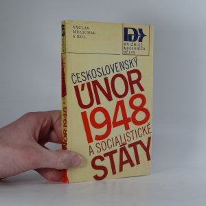 náhled knihy - Československý Únor 1948 a socialistické státy
