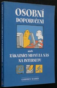 náhled knihy - Osobní doporučení, aneb, Zákazníci mluví za nás na internetu