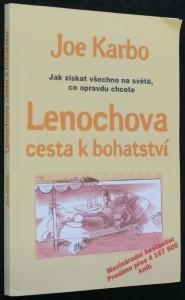 náhled knihy - Lenochova cesta k bohatsví