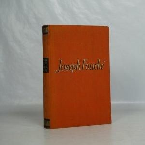 náhled knihy - Joseph Fouché