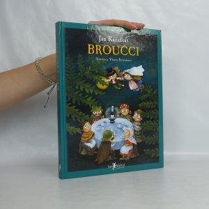 náhled knihy - Broučci (knížka s divadélkem)
