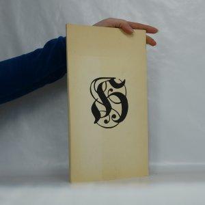 antikvární kniha Jílovská minucí, 1976