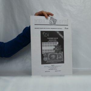 náhled knihy - Merkur revue 4/2013 (odborný časopis pro filatelii, numismatiku a notafilii)