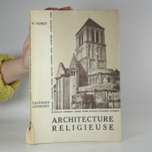 náhled knihy - Architecture religieuse: notions élémentaires