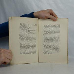 antikvární kniha Plačící satyr. komedie o třech dějstvích, 1923