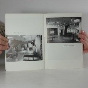 antikvární kniha Domy Středočeské galerie v Praze, 1977