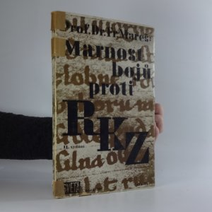 náhled knihy - Marnost bojů proti Rukopisům