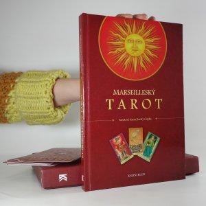 náhled knihy - Marseilleský tarot - Tarotové karty Jindry Čapka