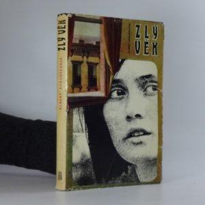 náhled knihy - Zlý věk